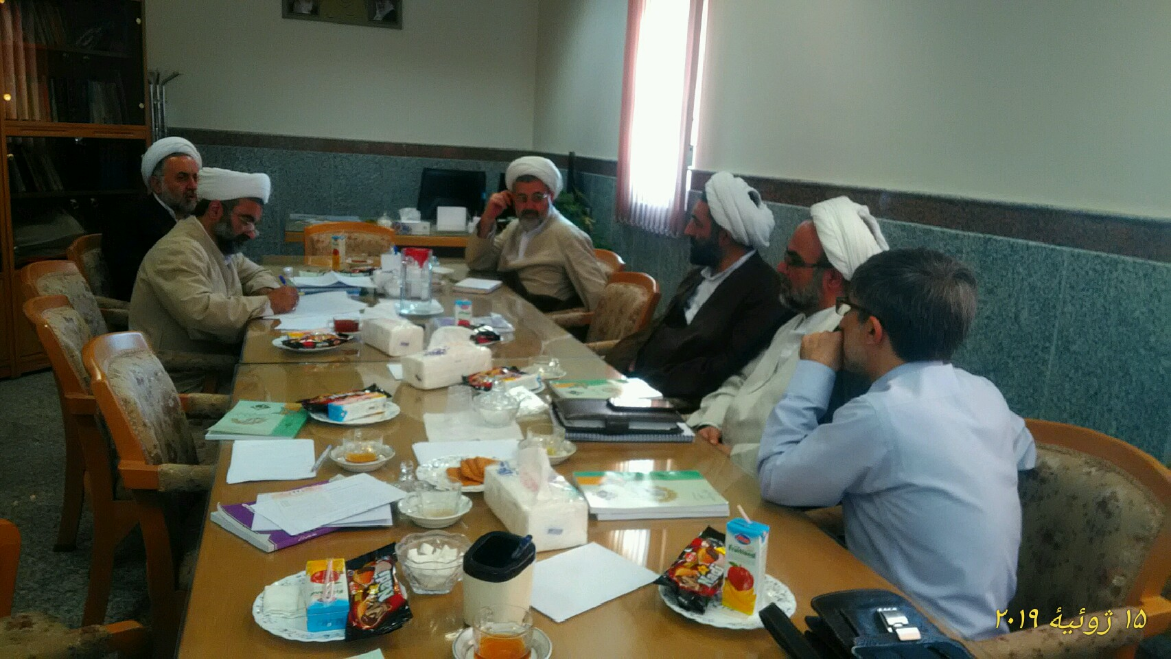 دوازدهمین جلسه شورای راهبری نشریات حوزههای علمیه خواهران
