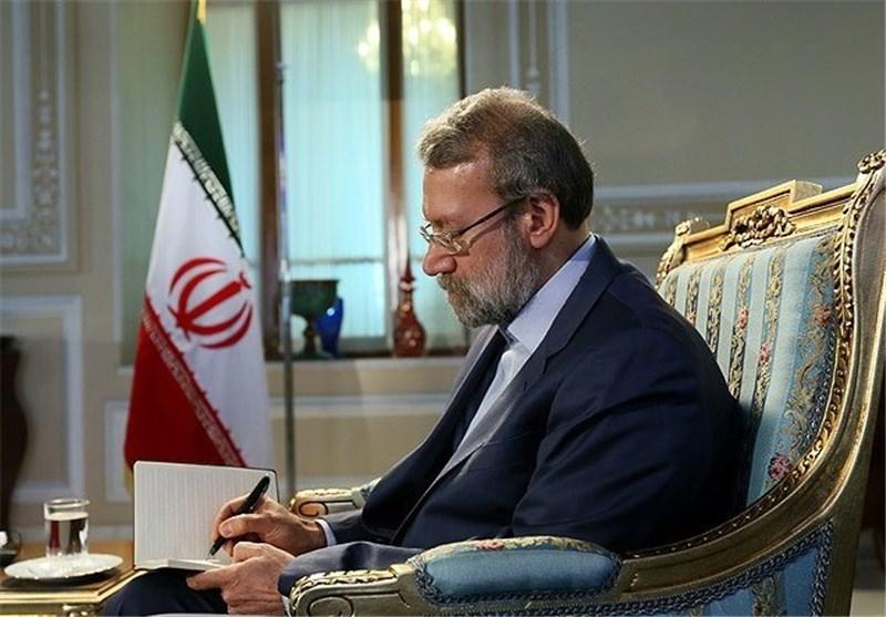 علی لاریجانی مجلس