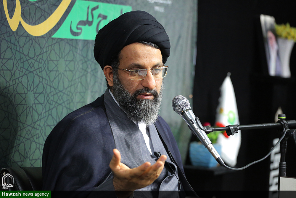 حجت الاسلام موسوی سید منصور موسوی