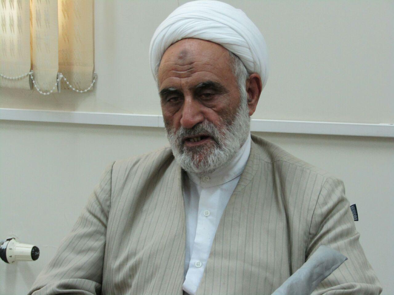 حجتالاسلام حسنعلی عربی-مسؤول دفتر نظارت شورای نگهبان در استان سمنان