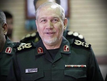 سرلشکر پاسدار یحیی صفوی