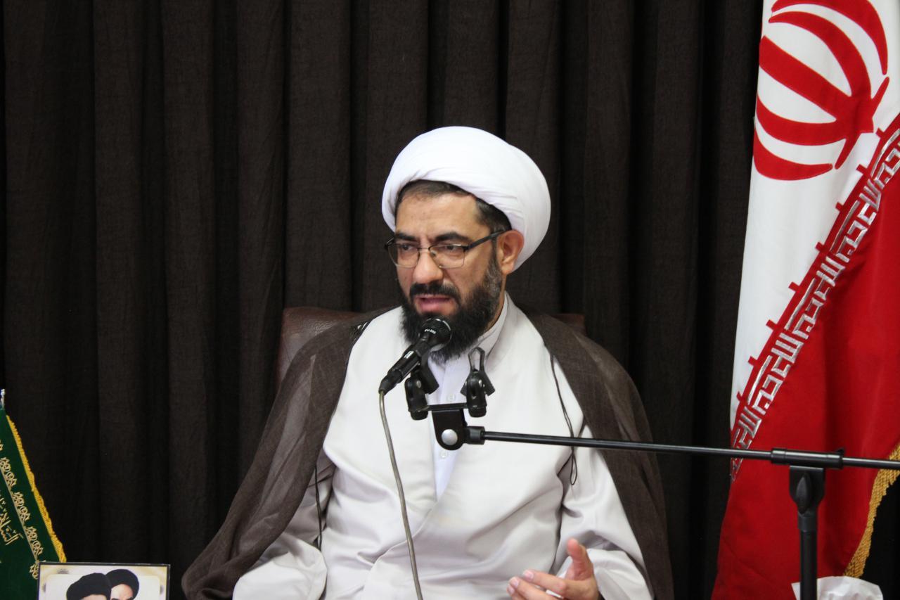 حجت الاسلام والمسلمین حبیب الله شعبانی