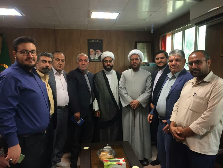 شورای سیاست گذاری ائمه جمعه فارس
