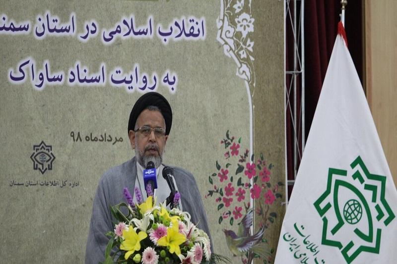 سید محمود علوی - وزیر اطلاعات در سمنان