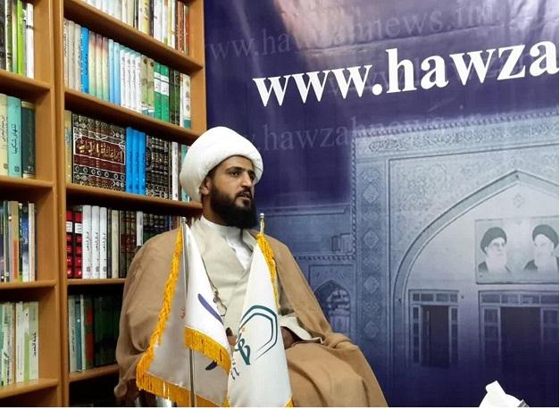 حجت الاسلام محمد پولادوند، مدیر مدرسه علمیه شبانه امام صادق(ع) قم