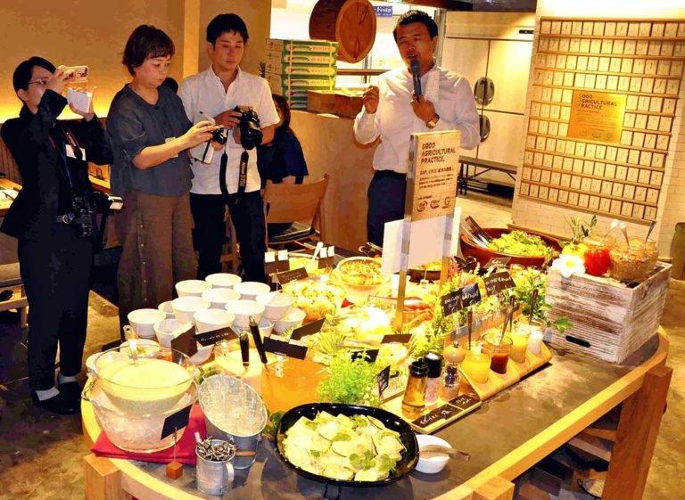 رستوران ژاپنی میزبان جشنواره غذای حلال در المپیک ۲۰۲۰
