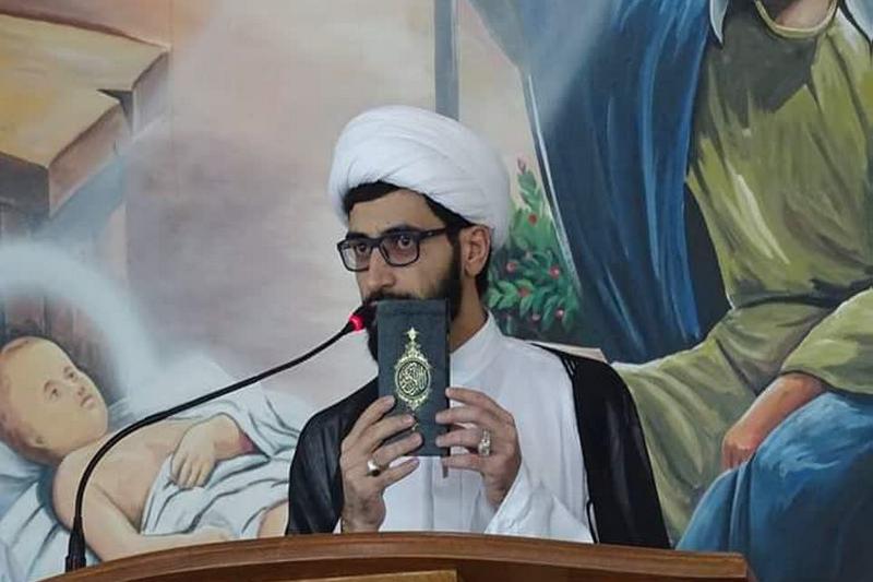 حجت الاسلام احمد قادری