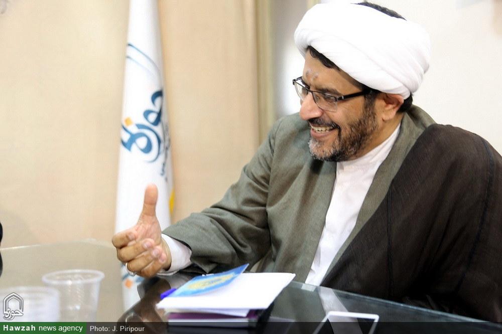مصاحبه صریح و بی پرده -حجت الاسلام هاجری