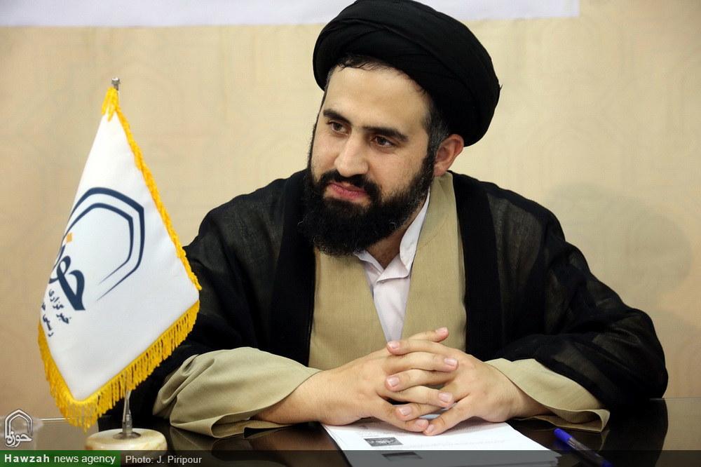 مصاحبه صریح و بی پرده حجت الاسلام سید یاسر تقوی