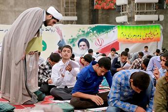 گزارشی از متن و حاشیه آزمون ورودی حوزه در خوزستان