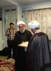 مدیر جدید مرکز اسلامی برلین معرفی شد + عکس