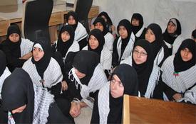 اعزام بانوان مبلغه شیراز به مناطق عملیاتی دوران دفاع مقدس