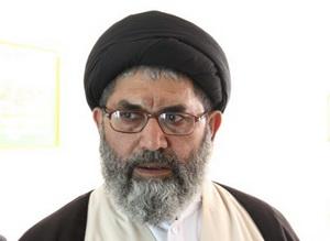 تاکید رهبر شیعیان پاکستان برحمایت ازمقاومت مردم فلسطین