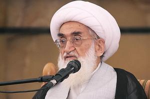 ایران و عراق در مقابل مثلث کفر، نفاق و صهیونیست بایستد