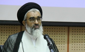 اسلام ناب محمدی(ص) هرگز در برابر اسلام آمریکایی شکست نخواهد خورد