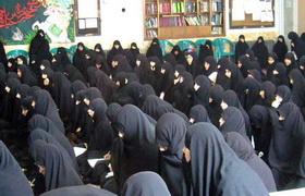 حضور فعال مبلغات مدرسه زینبیه خرم آباد در عرصه های تبلیغی
