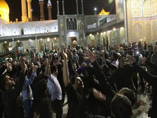 برگزاری عزاداری امام حسن مجتبی علیه السلام  در پردیسان  قم