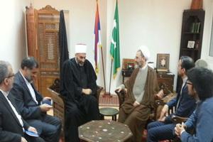 گزارشی از سفر رئیس جامعة المصطفی به بلگراد