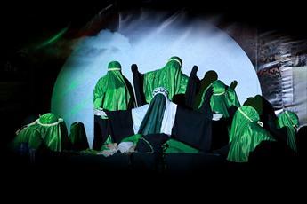 برگزاری نمایش باشکوه «شبهای بینالحرمین» در اهواز