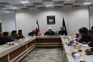 دیدار مدیران شهرداری قم با تولیت مسجد جمکران