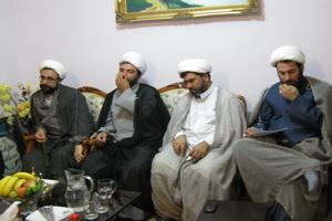 برنامه های حوزه علمیه ایلام در هفته بسیج