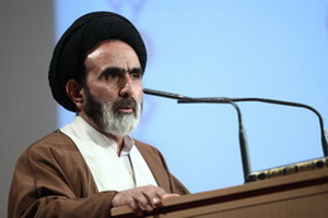 تسلیت رئیس مرکز خدمات حوزه به آیت الله یزدی