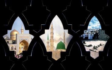 حسینیه طلبه شهید حسین خرّمیان سمنان میزبان عزاداران نبوی