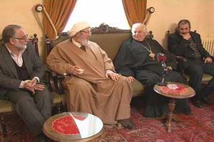 حزب الله لبنان عید مسیحیان را تبریک گفت