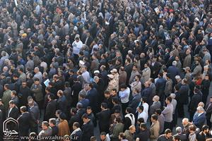 تجمع بزرگ طلاب در مدرسه فیضیه  برگزارمی شود