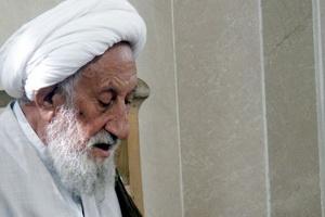 تشییع پیکر آیتالله انصاری شیرازی فردا در قم  برگزار میشود