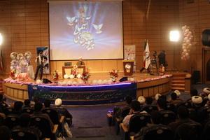 همایش «پیوندهای آسمانی» ویژه طلاب برگزار شد