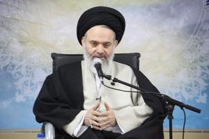 پیام آیت الله حسینی بوشهری خطاب به قرارگاه کریمه اهل بیت(س)