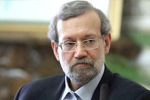 لاريجاني: إيران تدعم دوماً حقوق الشعب الفلسطيني المضطهد