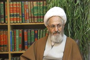 آیت الله العظمی سبحانی ۱۴۰۰  جلد کتاب به دانشگاه تهران وقف  کردند
