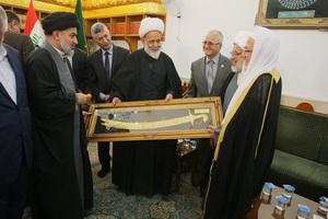 رئیس اوقاف شیعیان عراق تغییر کرد