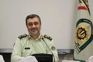 سردار اشتری به فرماندهی نیروی انتظامی منصوب شد
