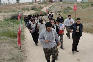 طلاب شیرازی  به مناطق جنگی اعزام می شوند