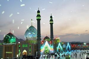 مشارکت مردم و بانیان در پذیرایی از زائران مسجد مقدس جمکران