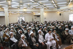 نشست دانش افزایی  ائمه جماعات مشهد برگزار شد
