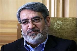 قدردانی وزیر کشور از  مهمان نوازی مردم  ایلام و خوزستان