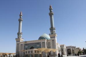 ساختمان جدید مسجد امام حسن عسکری(ع) قم افتتاح شد