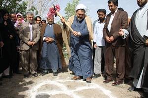 احداث و افتتاح سه مدرسه خواهران در استان کرمان+عکس