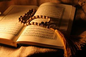 عرضه ترجمه های قرآن به زبان های خارجی در نمایشگاه قرآن قم