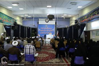 تصاویر/ مراسم تکریم و معارفه معاونین مرکز مدیریت حوزههای علمیه خواهران