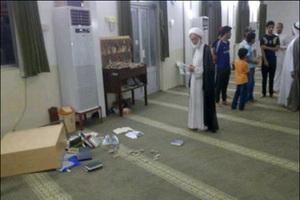 جزئیاتی از حمله ماموران آل خلیفه به اصلی ترین مساجد شیعیان