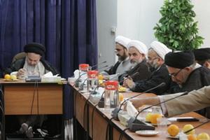 نشست  مسئولان انجمنهای علمی با مدیر حوزه  برگزار شد
