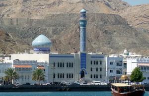 عکس/ مسجد شیعیان در کشور عمان
