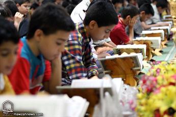 آموزش قرآن و احادیث به  دانش آموزان