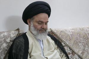 ديدار آيت الله حسيني بوشهري با حجاج ايراني