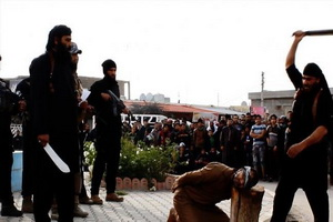 آماری از جنایت های یکساله داعش در سوریه